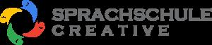 Sprachschule Creative Logo