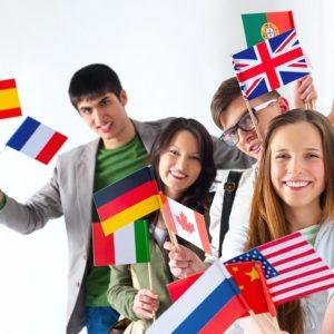 Alle Fremdsprachen lernen